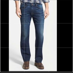 NWT Men's Seven for All Mankind Relaxed Fit Denim
